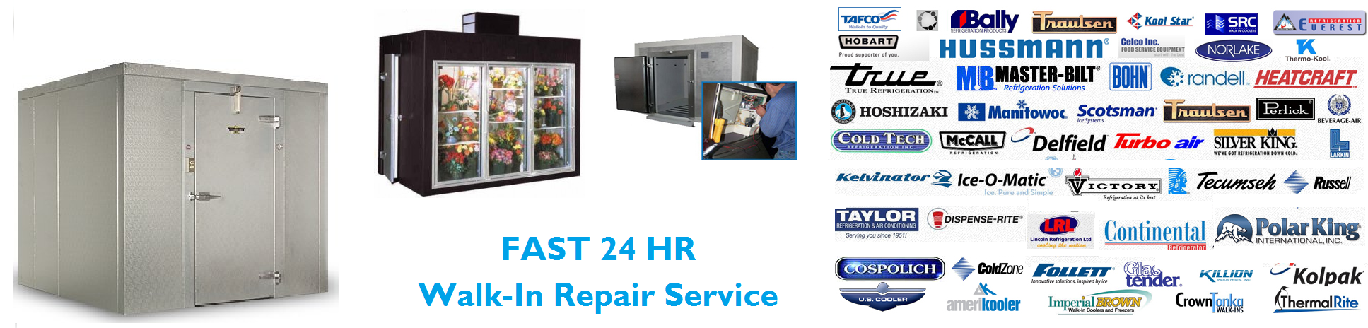 Walk-In Refrigerator Repair